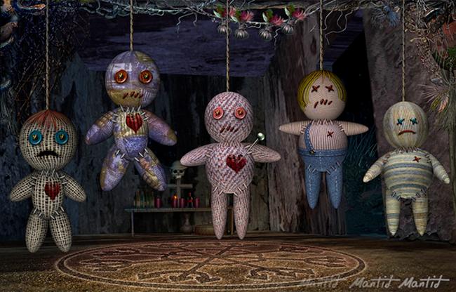 Voodoo Doll - Mantid Mantid