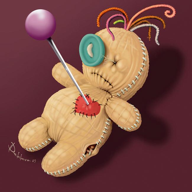 Voodoo Doll - Matjaž Dekleva