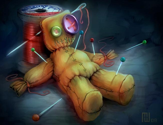 Voodoo Doll - Miles Woods