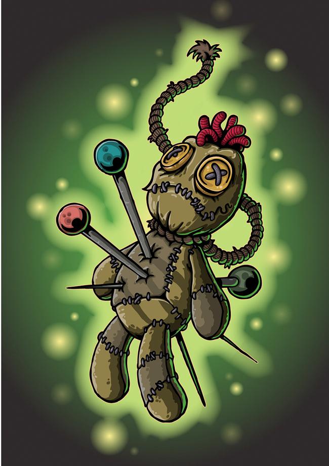 Voodoo Doll - Mr. Zsasz