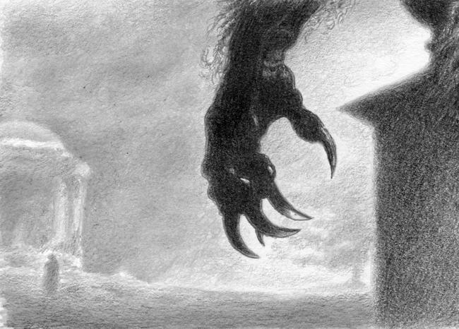 Wolfman - A. Decker