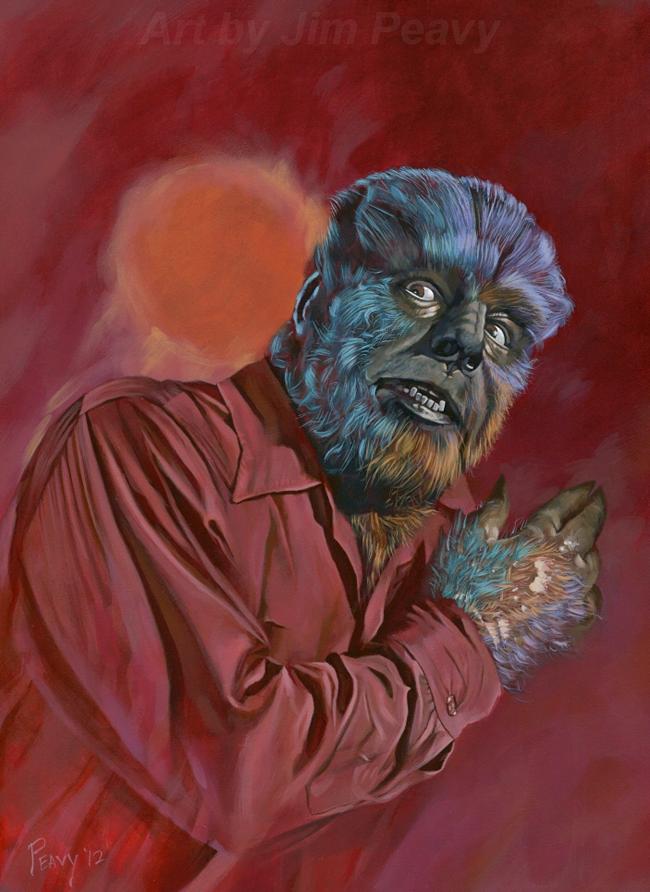 Wolfman - Jim Peavy