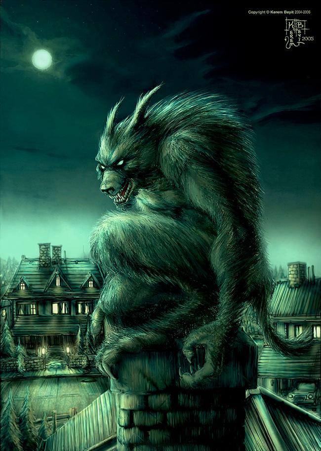 Wolfman - Kerem Beyit