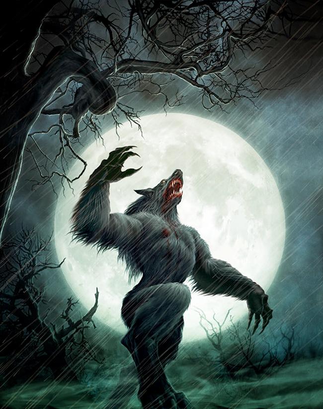 Wolfman - Martin McKenna