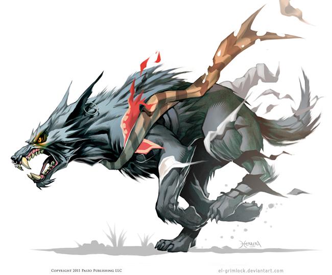 Wolfman - Mauricio Herrera