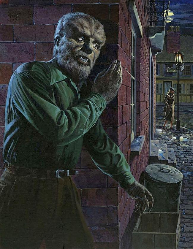 Wolfman - R. L. Allen