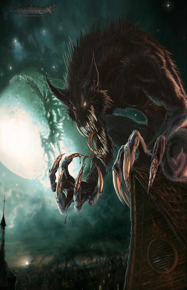 Wolfman - Trezykx