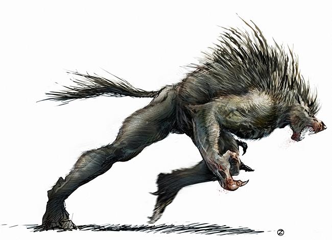 Wolfman - Ulrich Zeidler