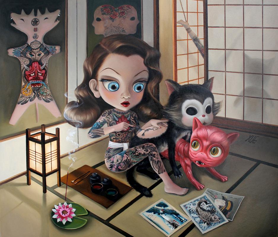 Xue Wang - Under My Skin