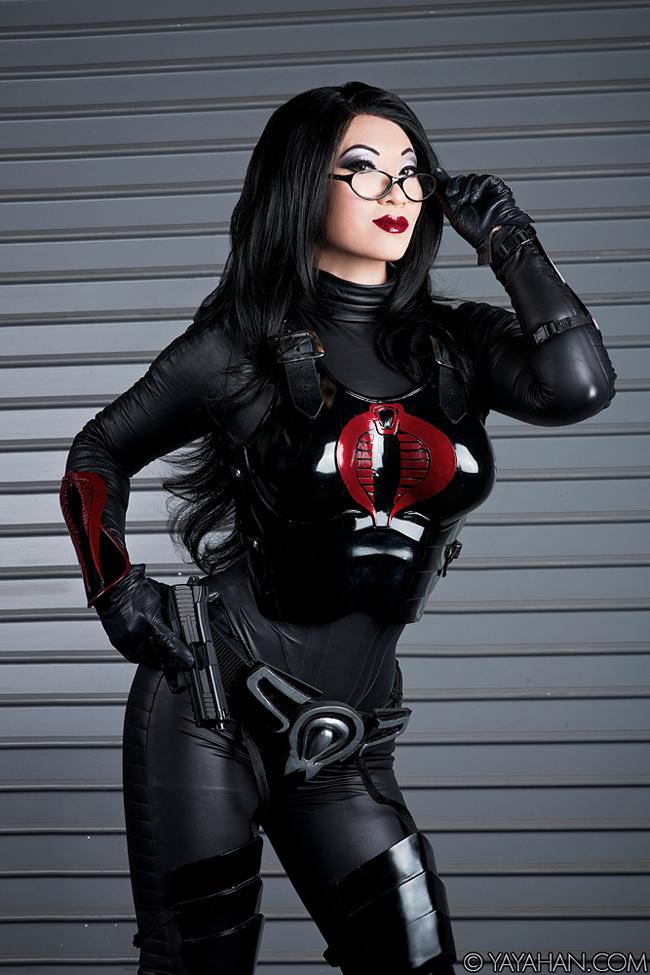 Yaya Han - Baroness G.I. Joe