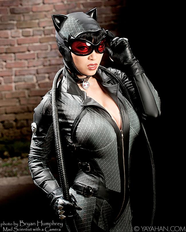 Yaya Han - Catwoman