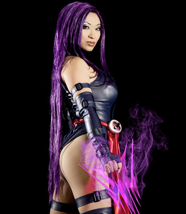 Yaya Han - Psylocke
