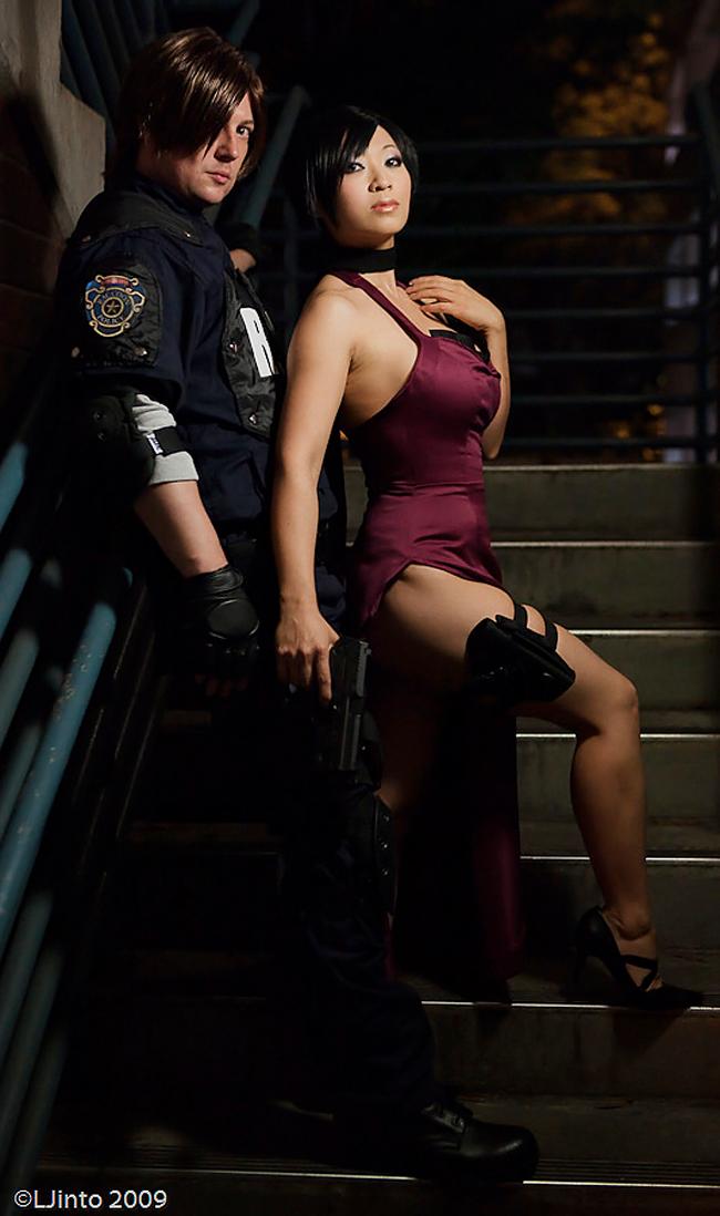 Yaya Han - Resident Evil