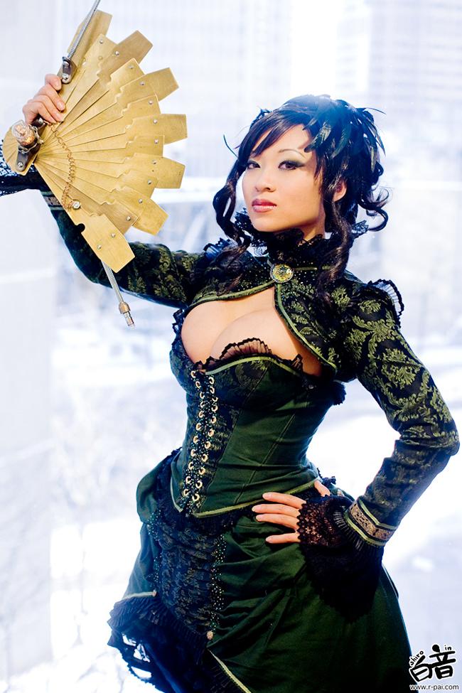 Yaya Han - Steampunk Madam