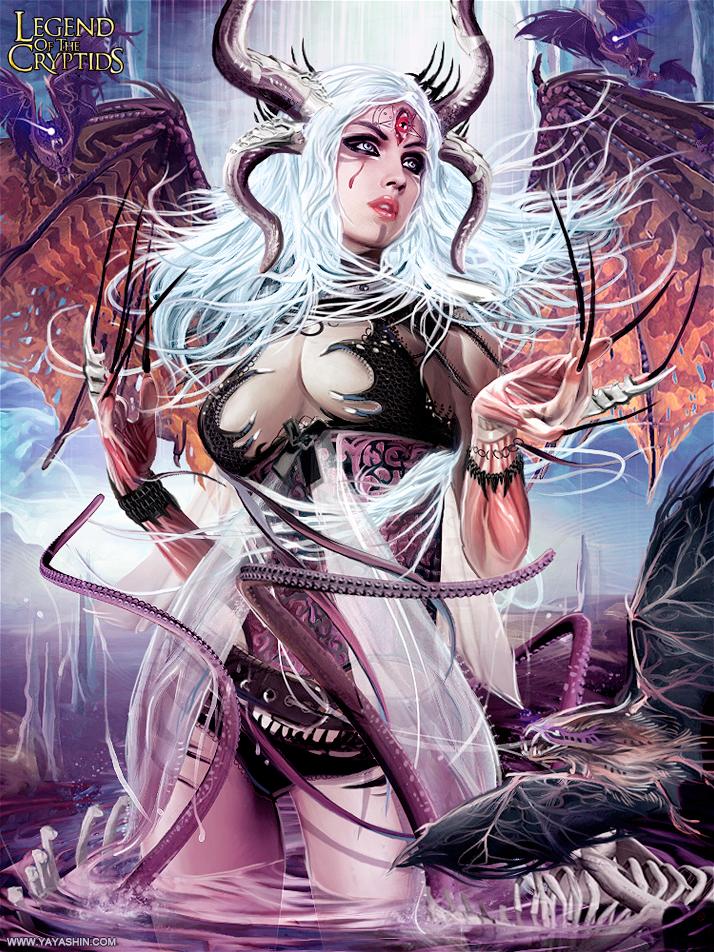 Yayashin - Lady Satan 2