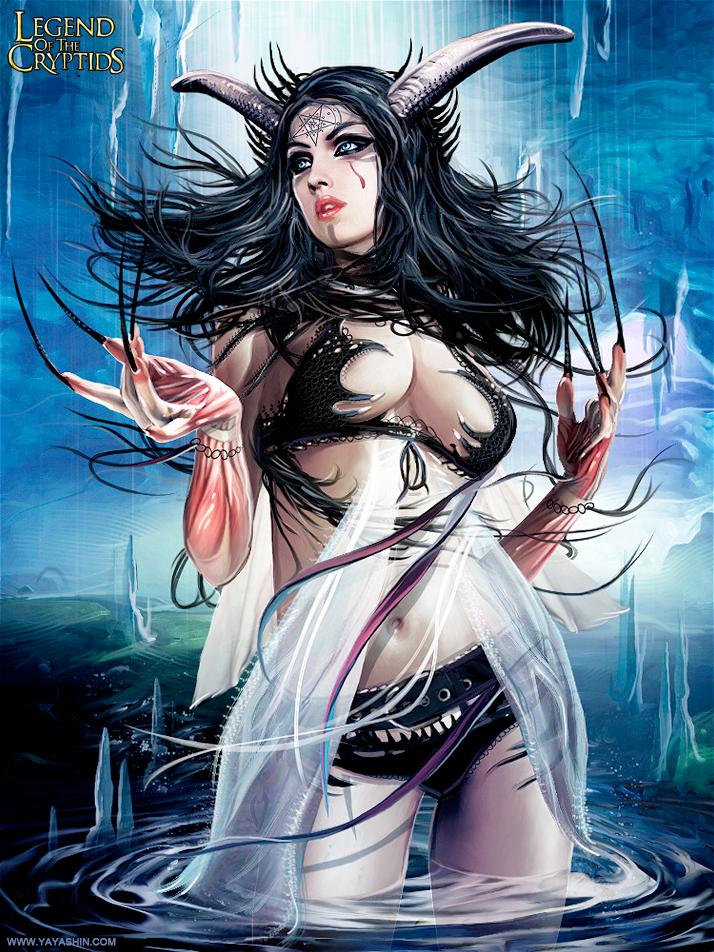 Yayashin - Lady Satan