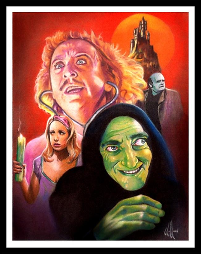 Young Frankenstein - Chris Hoffman