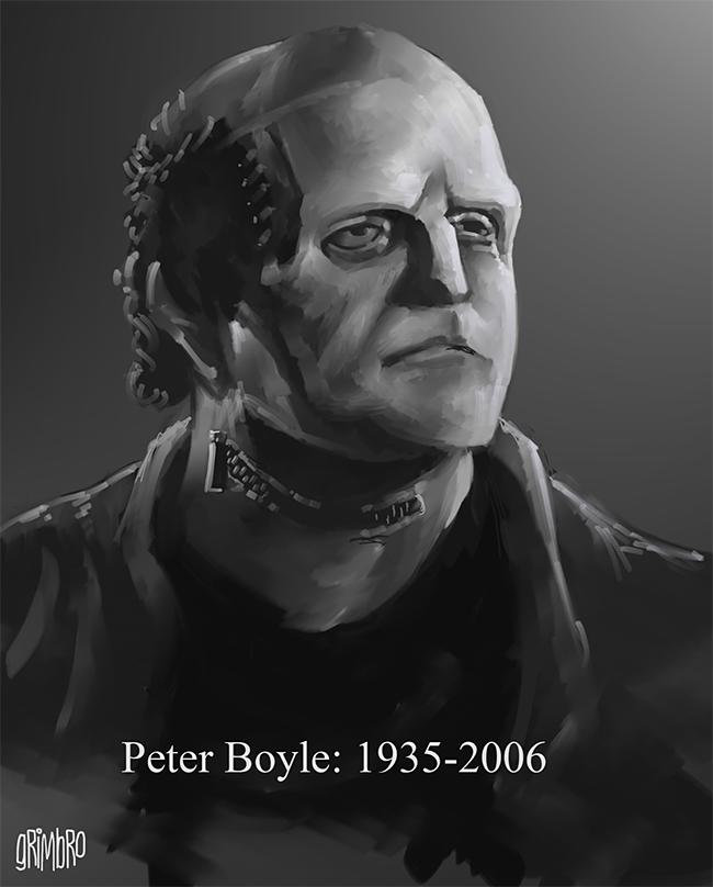 Young Frankenstein - Grimbro