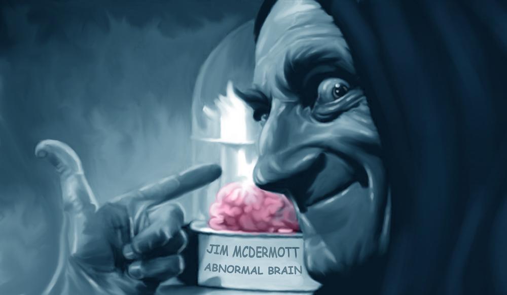 Young Frankenstein - Jim McDermott