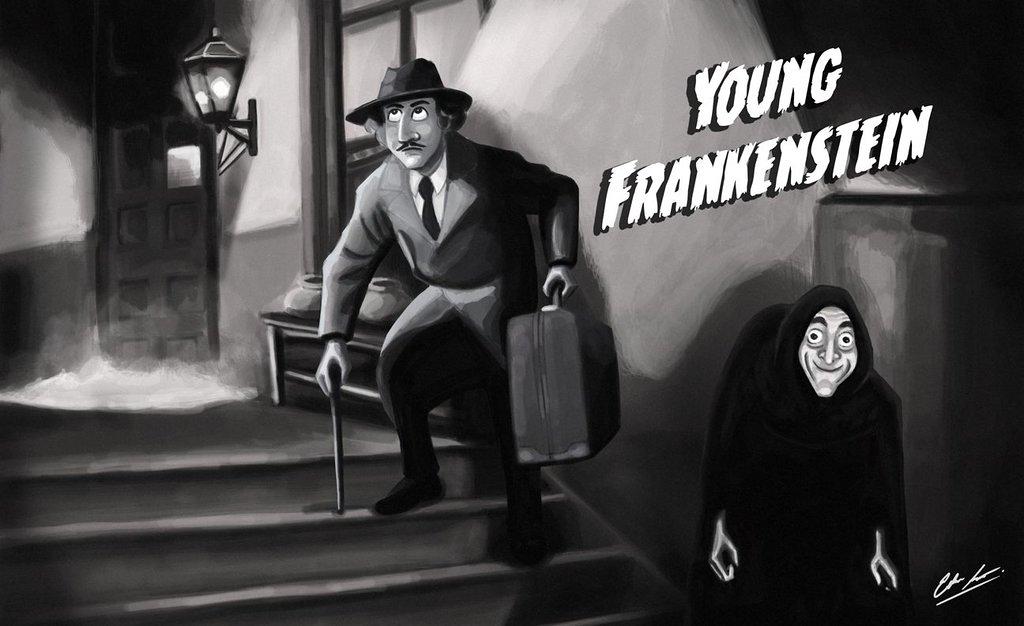 Young Frankenstein - XXXXXXXX
