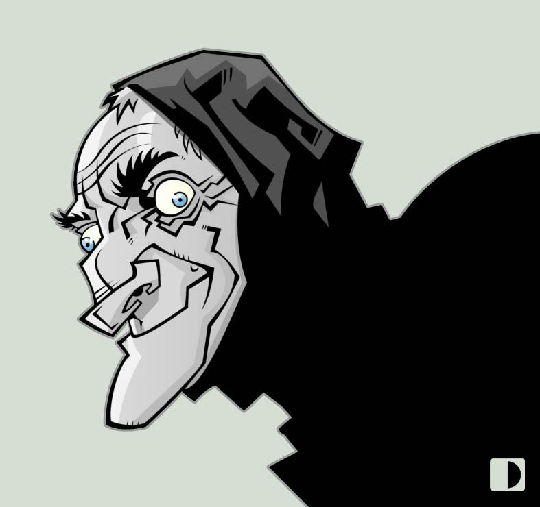 Young Frankenstein - Spund Man