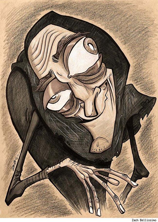 Young Frankenstein - Zach Bellissimo