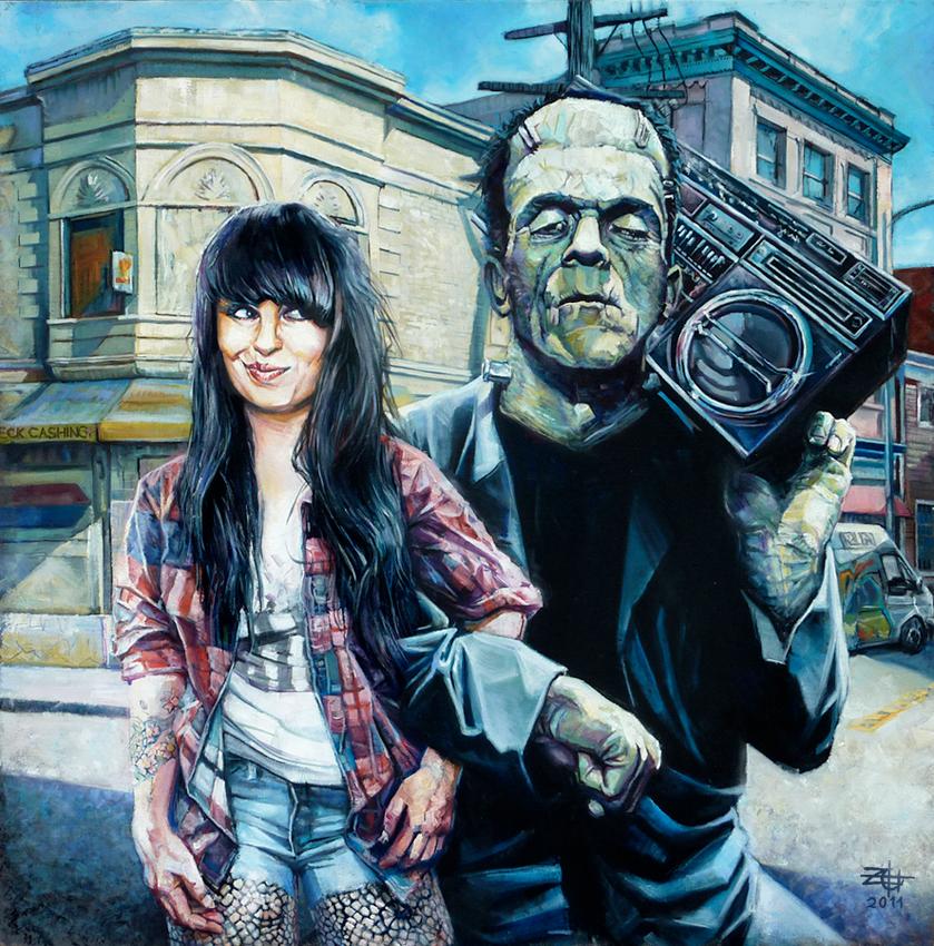 Zach Cohen - Frankenstein