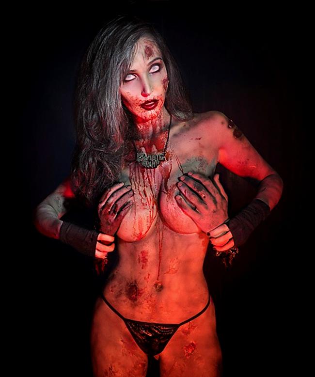 Zombie Tramp - Diana Prince