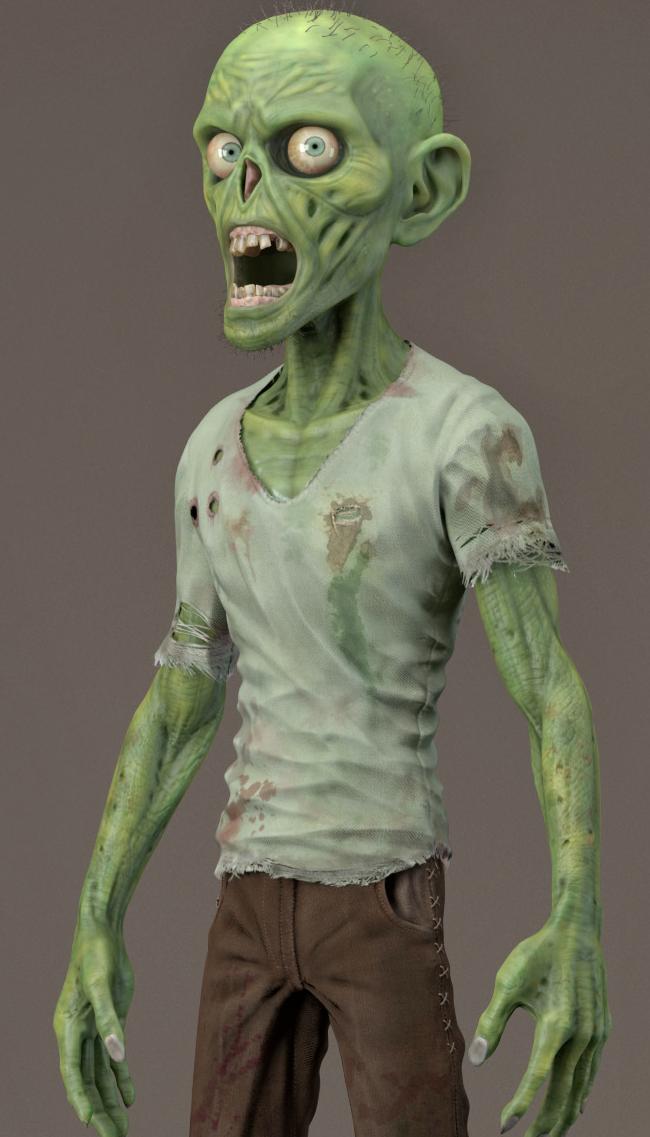 Zombie - Alessando Baldasseroni