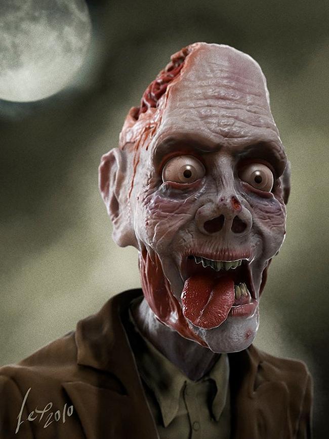 Zombie - Alex Yaremchuk
