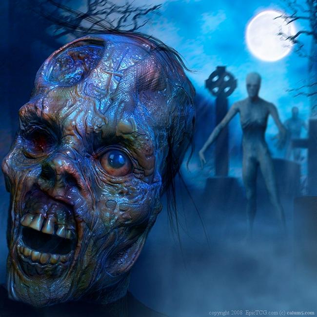 Zombie - Calum Andrews
