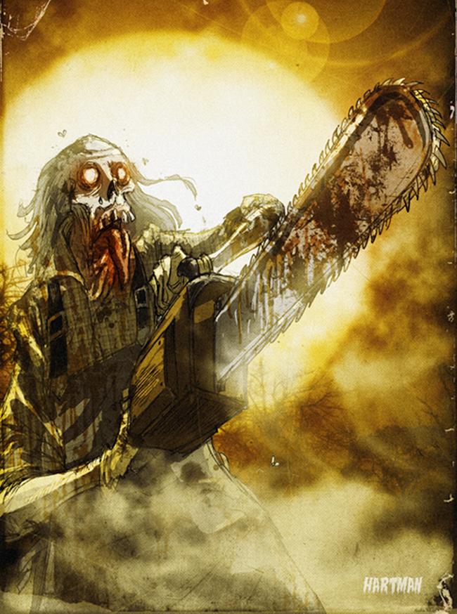 Zombie - David Hartman