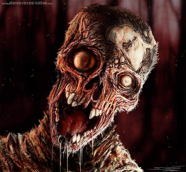 Zombie - Dino Tomic