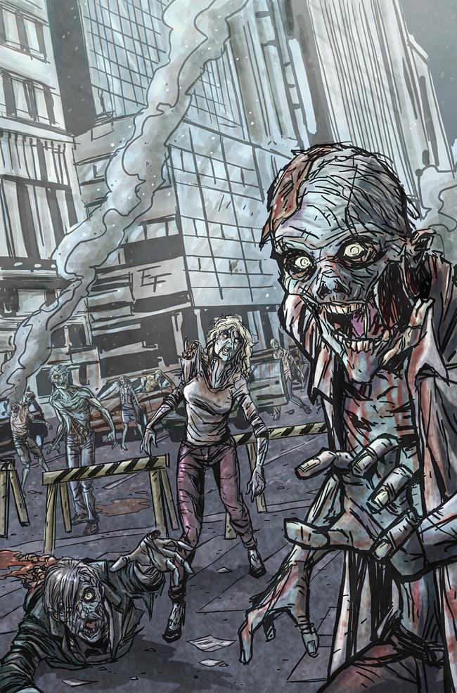 Zombie - Eduardo Ferigato