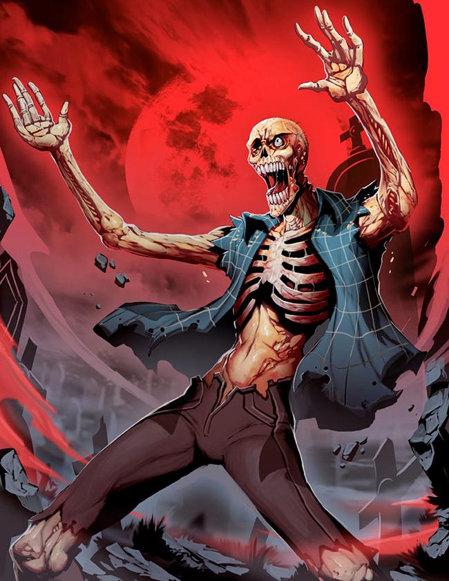 Zombie - Genzoman