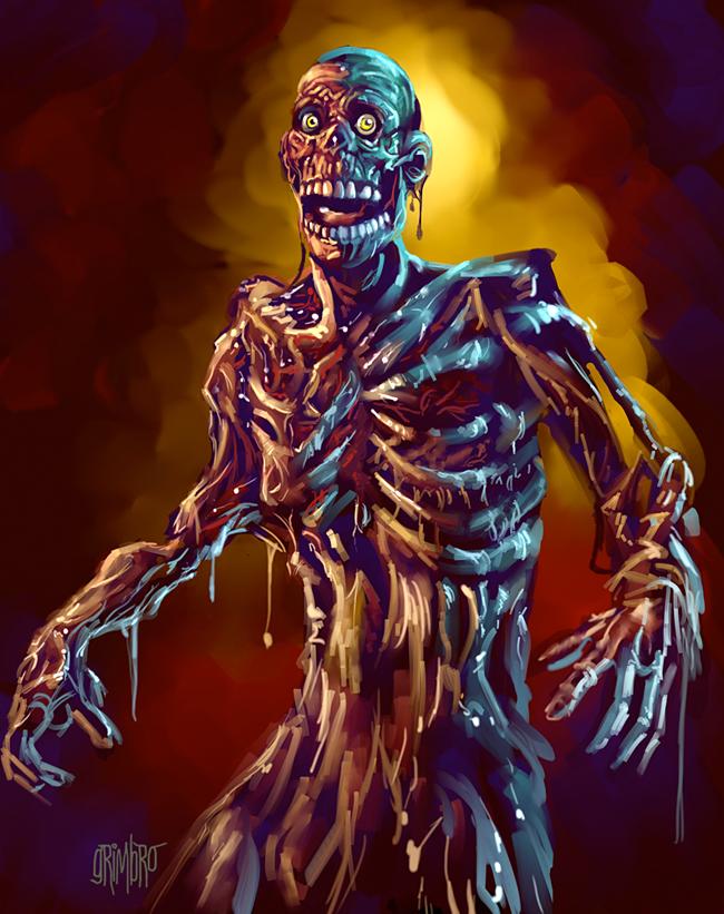 Zombie - Grimbro