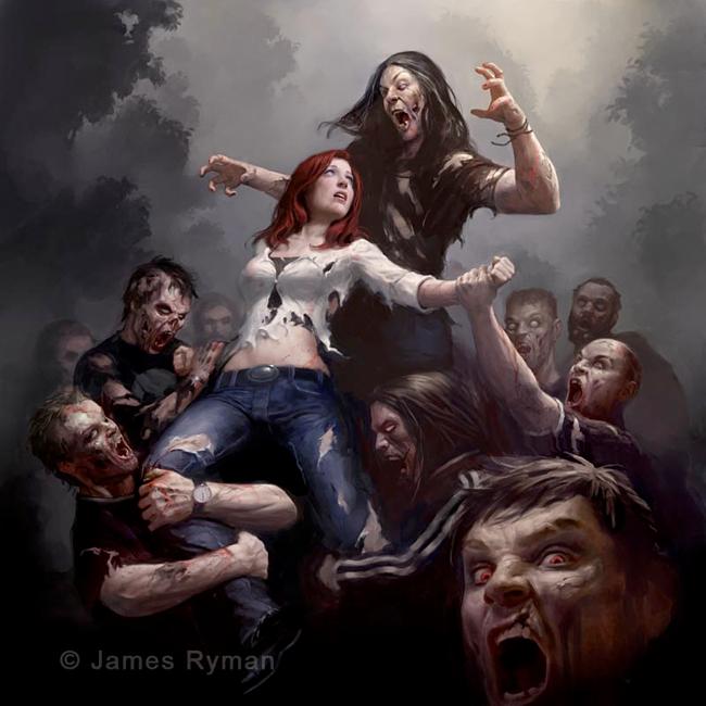 Zombie - James Ryman