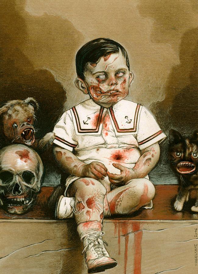 Zombie - Joerg Vogeltanz