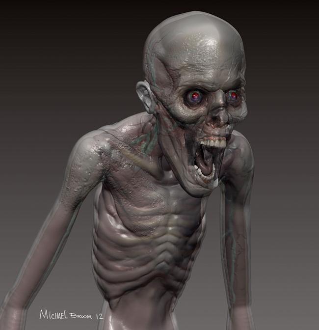 Zombie - Michael Broom
