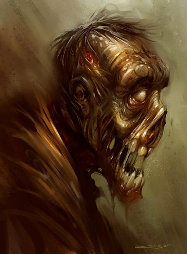 Zombie - Patrick Reilly