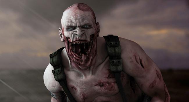 Zombie - Tristan Goodes