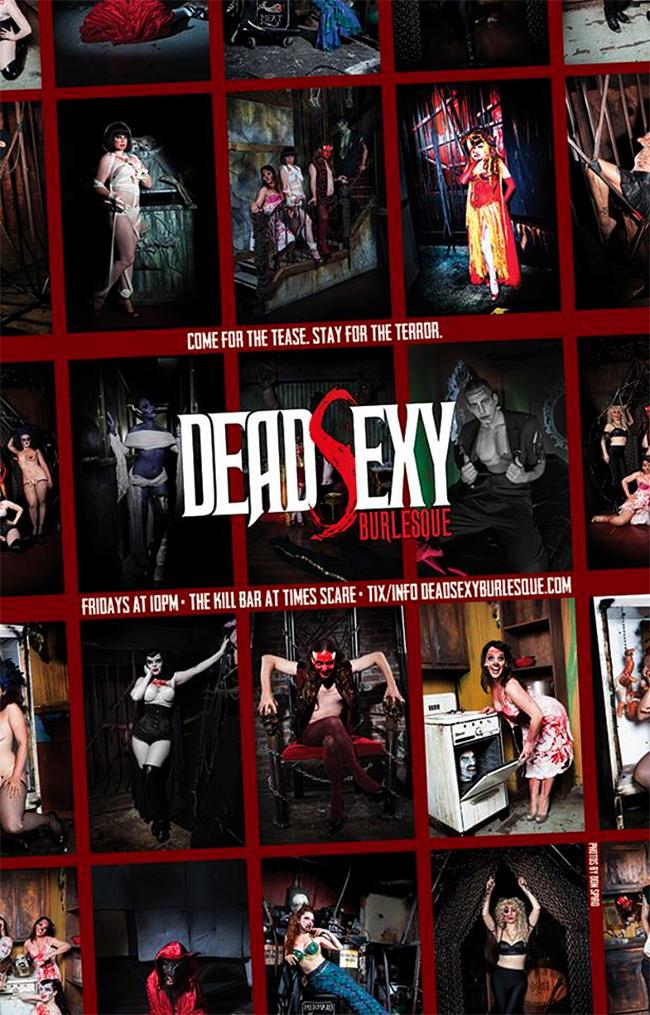 Dead Sexy Burlesque