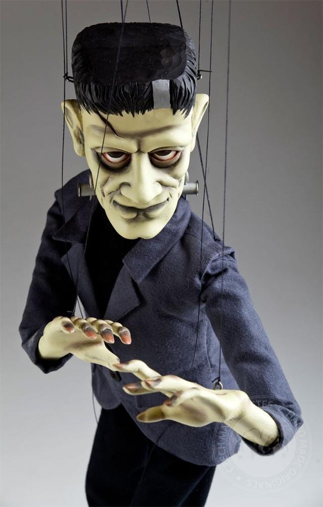 Frankenstein Marionette Puppet