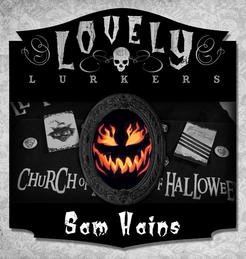 Lovely Lurker - October 2014