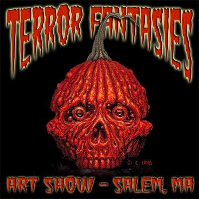 Terror Fantasies Art Show