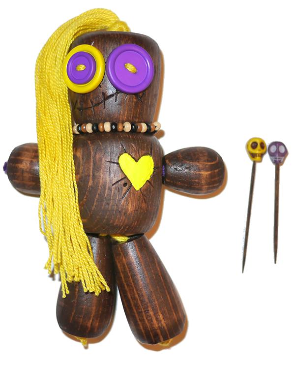 Matilda Thornblade VooDoo Doll