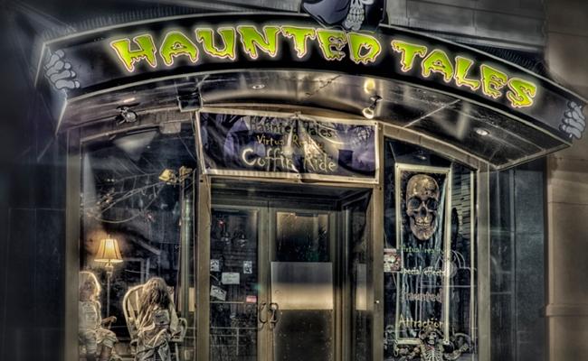 Atlantic City Haunted Tales