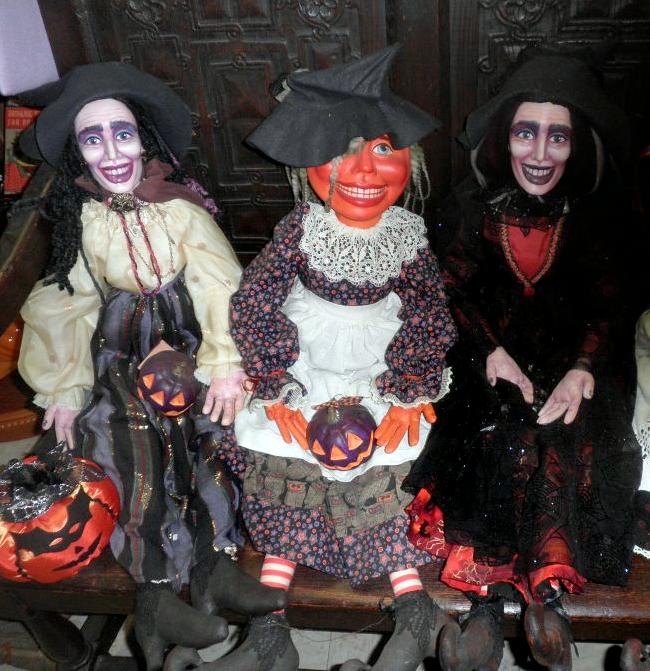 Castle Halloween Museum