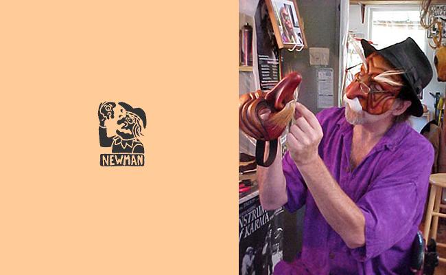 Newman's Commedia Mask Company