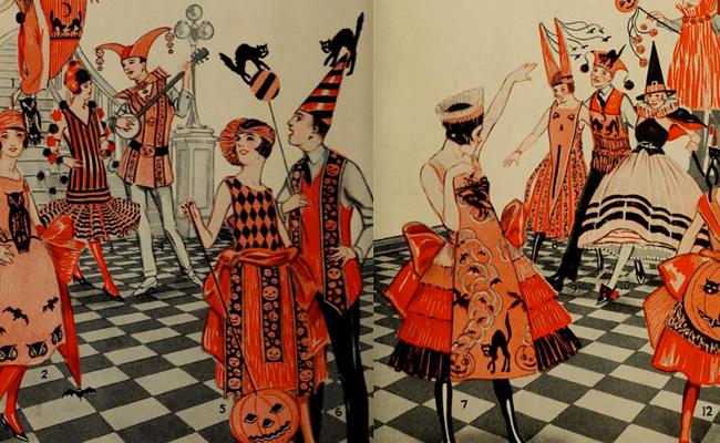 Dennison's Bogie Book (1920)